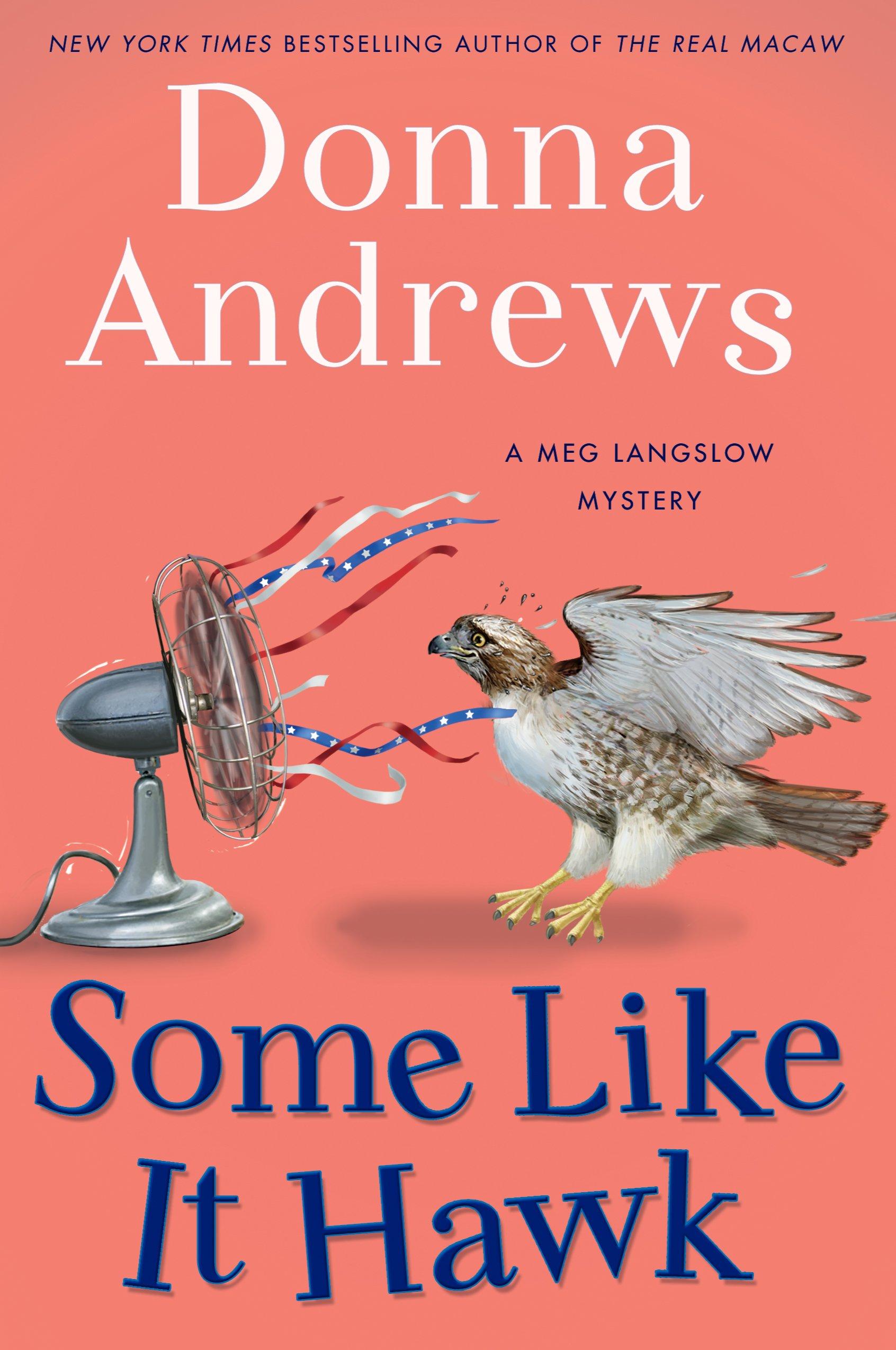 Download Some Like It Hawk (Meg Langslow Mysteries) PDF