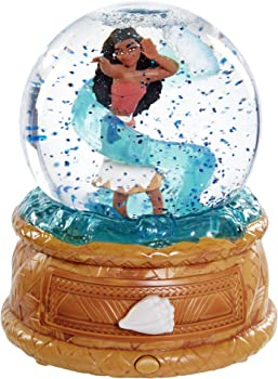Disney Moana's Musical Water Globe & Jewelry Box
