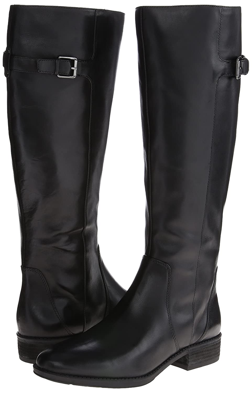 abb43c5360f Amazon.com | Sam Edelman Women's Patton Riding Boot | Knee-High