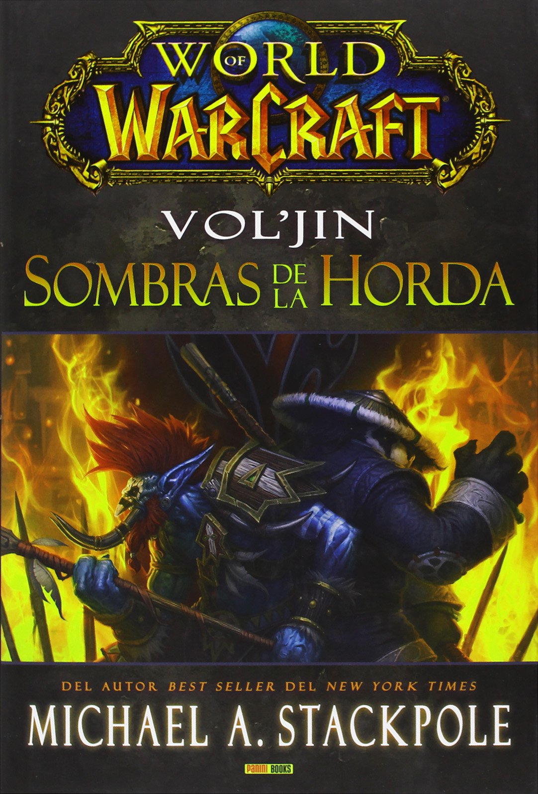 libros lore warcraft