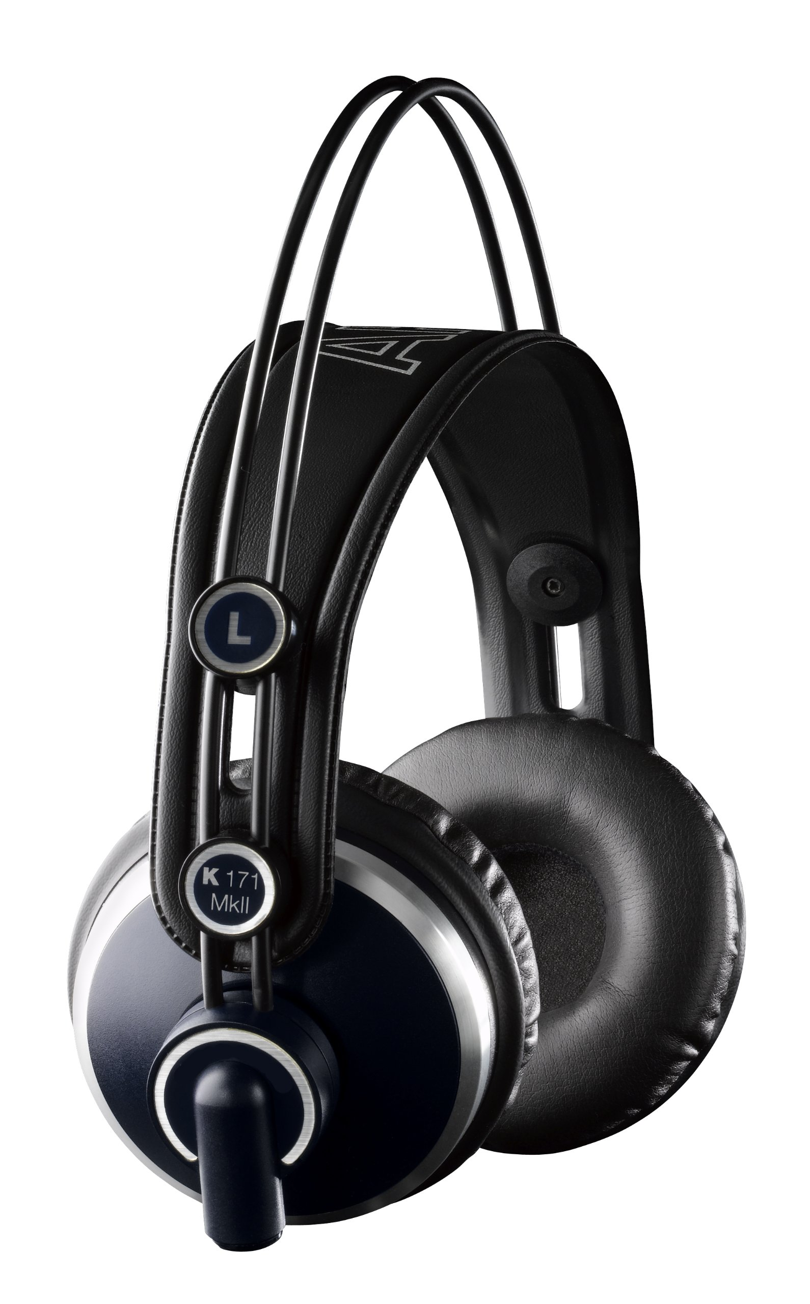 AKG Pro Audio K171 MKII Channel Studio Headphones by AKG Pro Audio