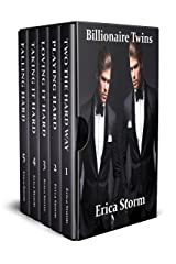 Billionaire Twins' Box Set (BWWM, African American, Interracial, and Multicultural): Box Set BWWM Kindle Edition