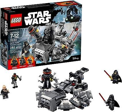 Amazon Com Lego Star Wars Darth Vader Transformation 75183 Building Kit Toys Games