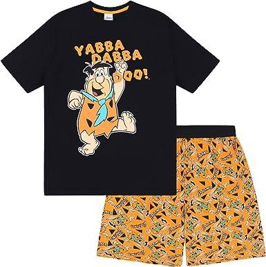 Los Picapiedra - Pijama Corto de Pedro para Hombre - Producto ...