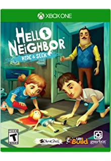Hello Neighbor Xbox One Case Only With Artwork No Game With The Most Up-To-Date Equipment And Techniques Video Games & Consoles