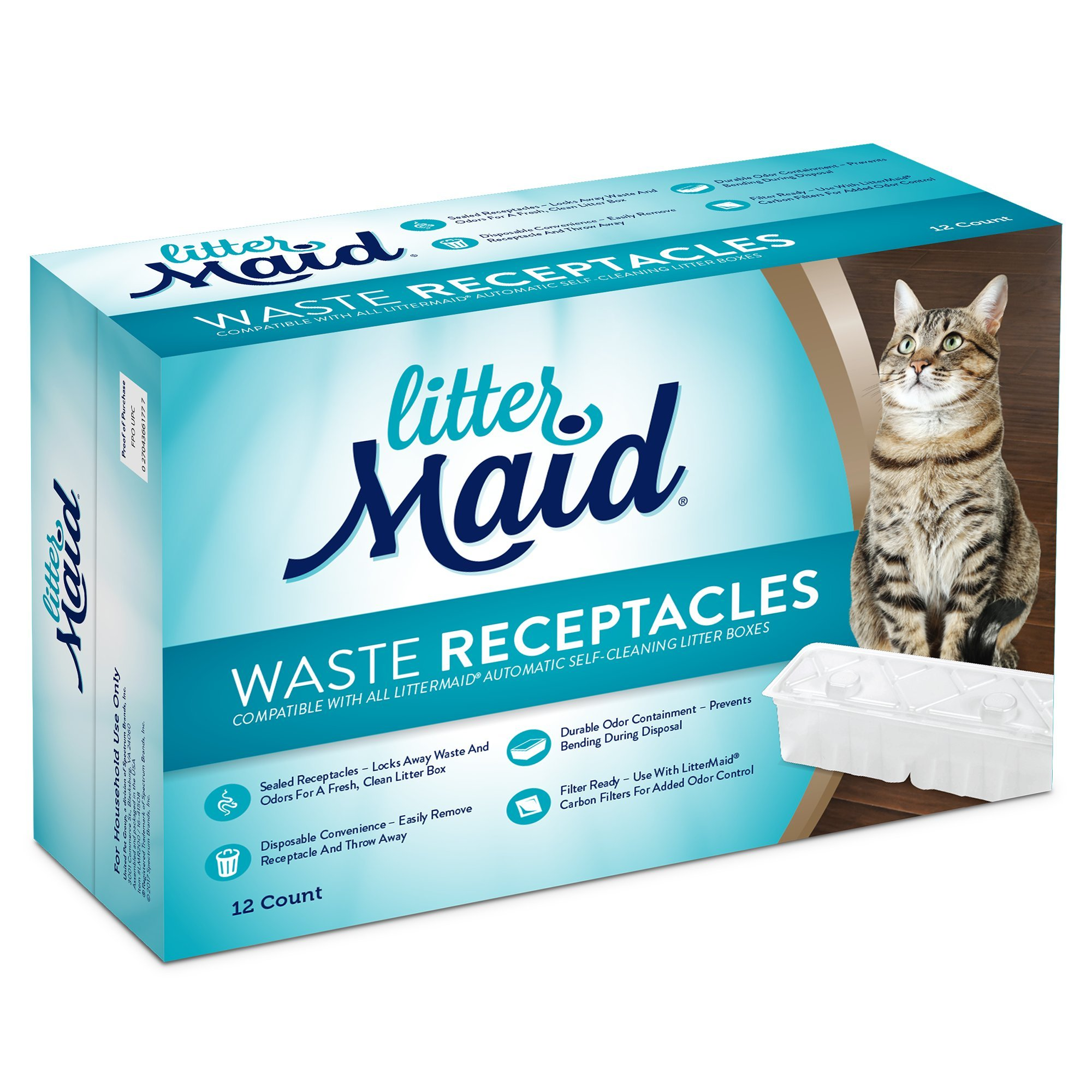 LitterMaid Waste Container