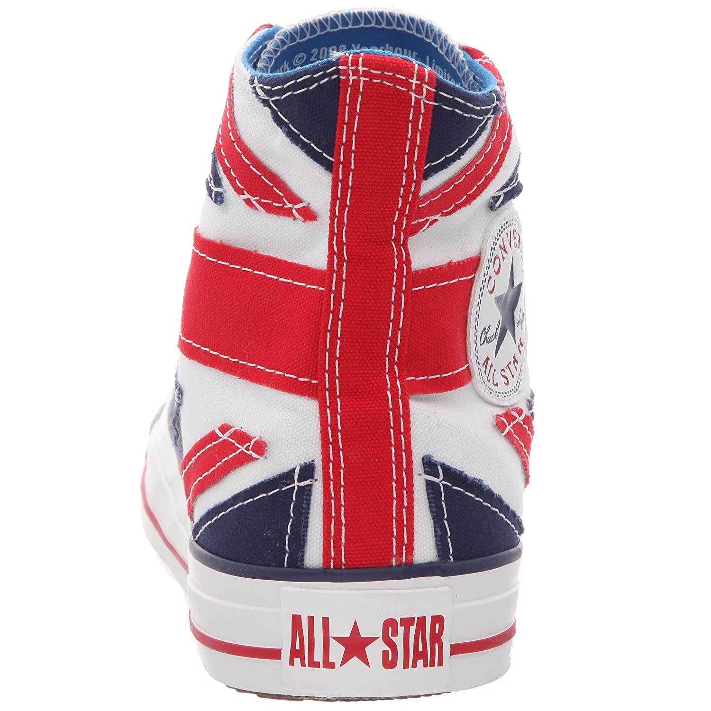 Taylor Star Converse Flag Adulte All Chuck Mixte British Mode HiBasket ZN8nw0XOkP