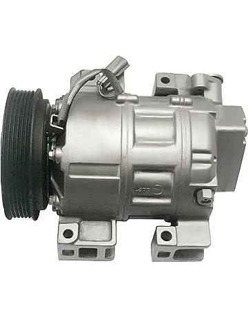 RYC Remanufactured AC Compressor and A/C Clutch FG664