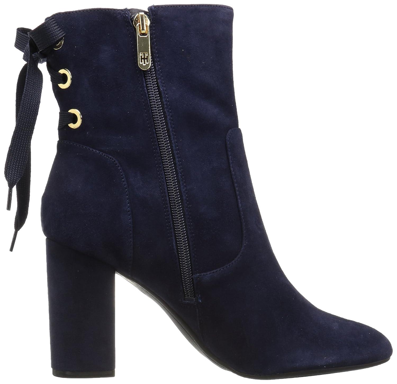 Tommy Hilfiger Women's Divah B(M) Fashion Boot B06XVHMQYC 7.5 B(M) Divah US|Navy 0484dd