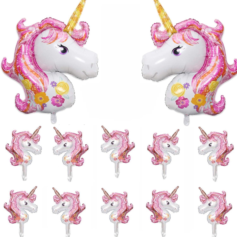 Small Unicorn Cutouts Set