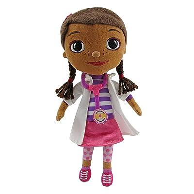 """Doc McStuffins Beans Doc Plush - 8"""": Toys & Games"""