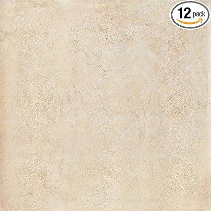 Samson 1005300 Genesis Matte Floor And Wall Tile 12x12 Inch Shell
