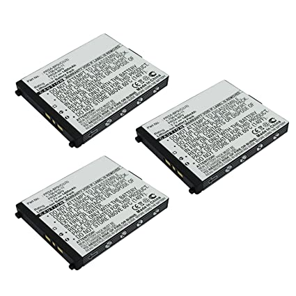 3pcs eBook Reader batería de ion de litio ebbk-prb8 para Sony ...