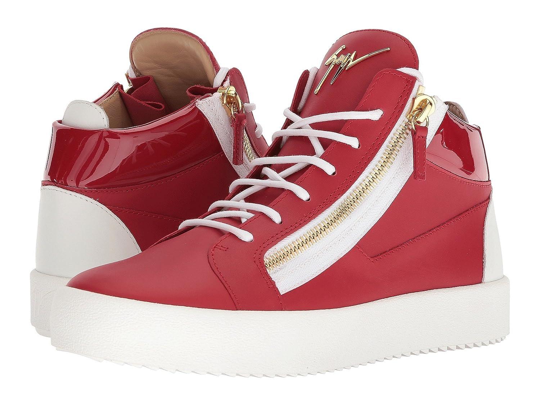 [ジュゼッペザノッティ] メンズ スニーカー May London Birel Mid Top Sneaker [並行輸入品] B07CZ9JS5Y