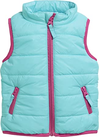a904a4c6a Playshoes Baby Steppweste Gilet, Turquoise (Türkis 15), 86 (Size: 80 ...