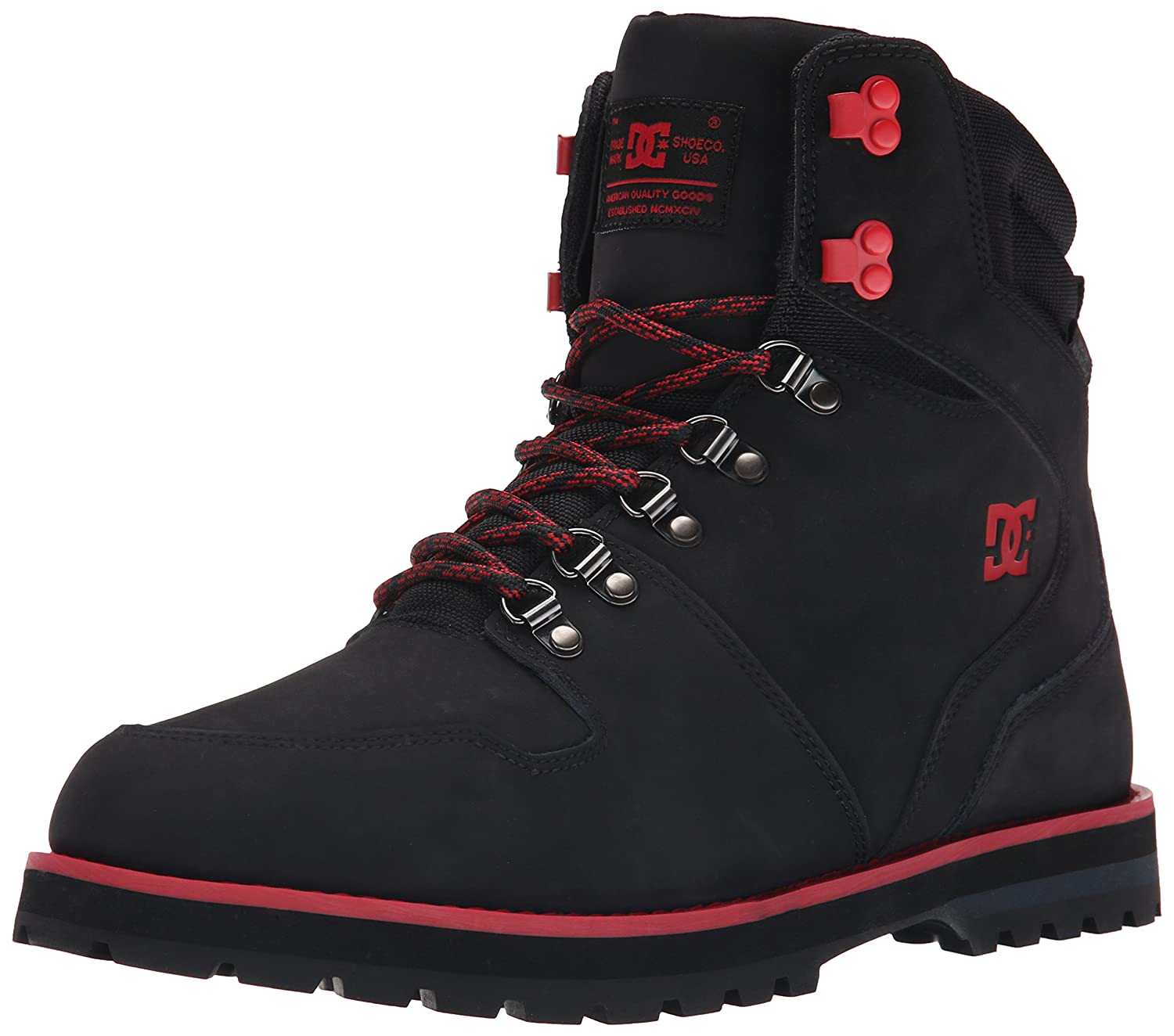 DC Men's Peary Water-Resistant Boot