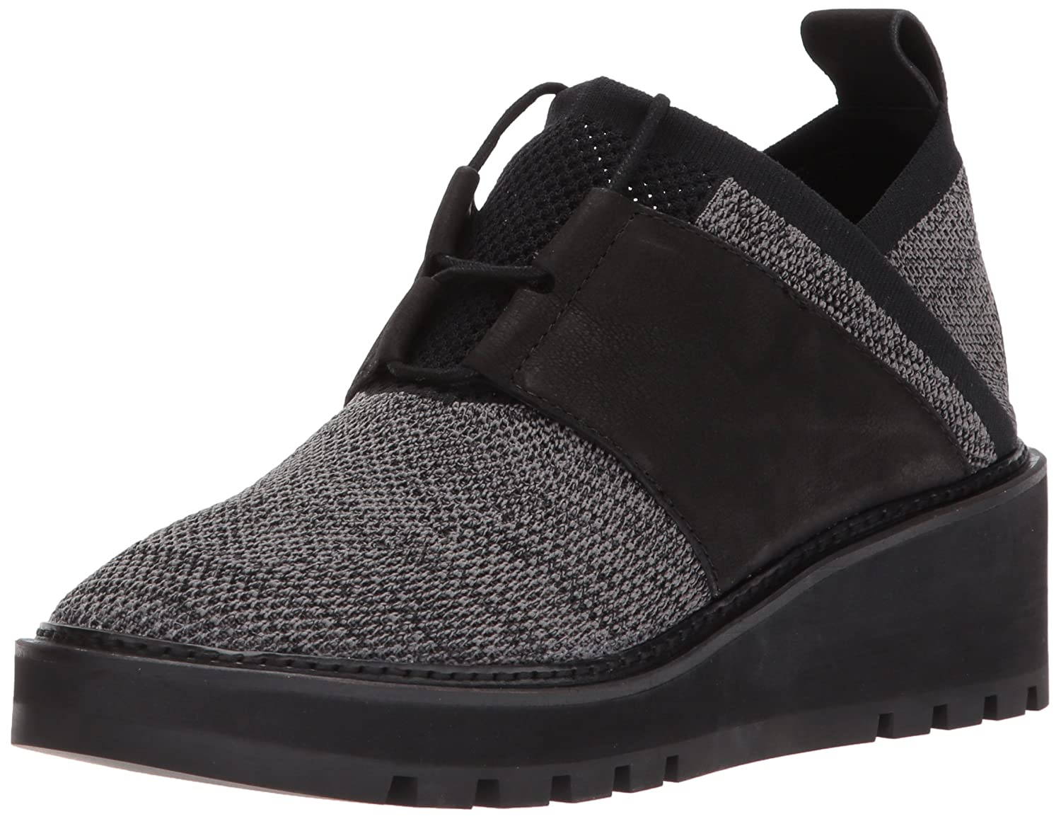 Eileen Fisher Women's Wilson Ankle Boot B06XS7N642 11 M US|Black/Graphite