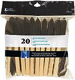 Loew Cornell 841 20-Piece Foam Brush Set, 2-Inch 2-Pack