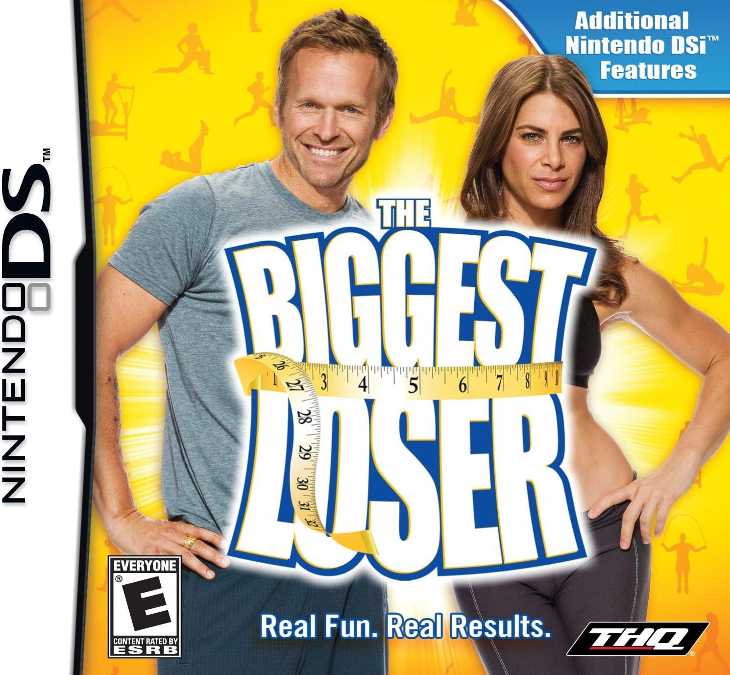 Amazon.com: Biggest Loser - Nintendo Wii: Video Games