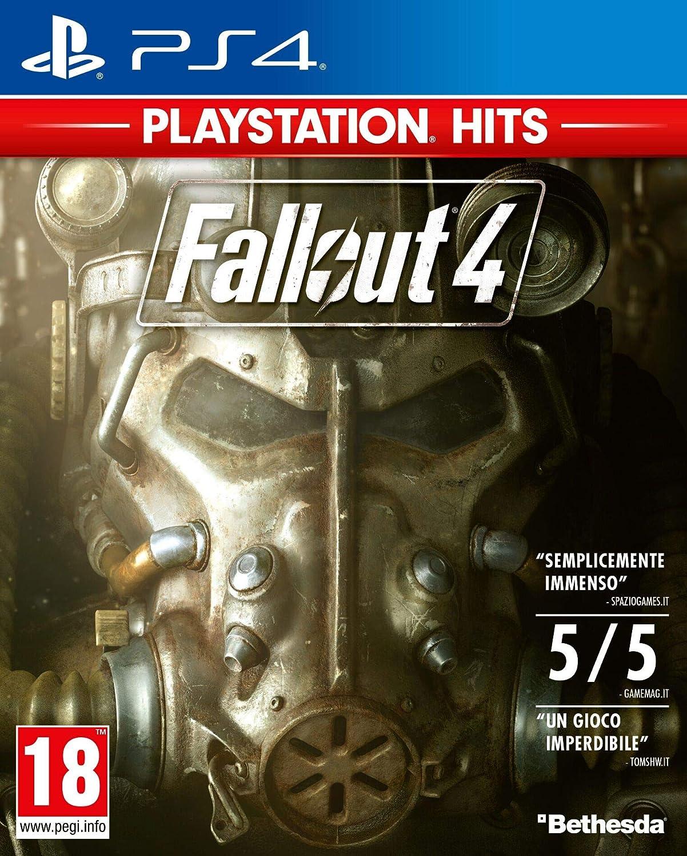 Fallout 4 PlayStation Hits - PlayStation 4 [Importación italiana ...