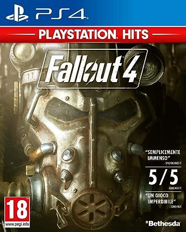 Fallout 4 PlayStation Hits - PlayStation 4 [Importación italiana]: Amazon.es: Videojuegos
