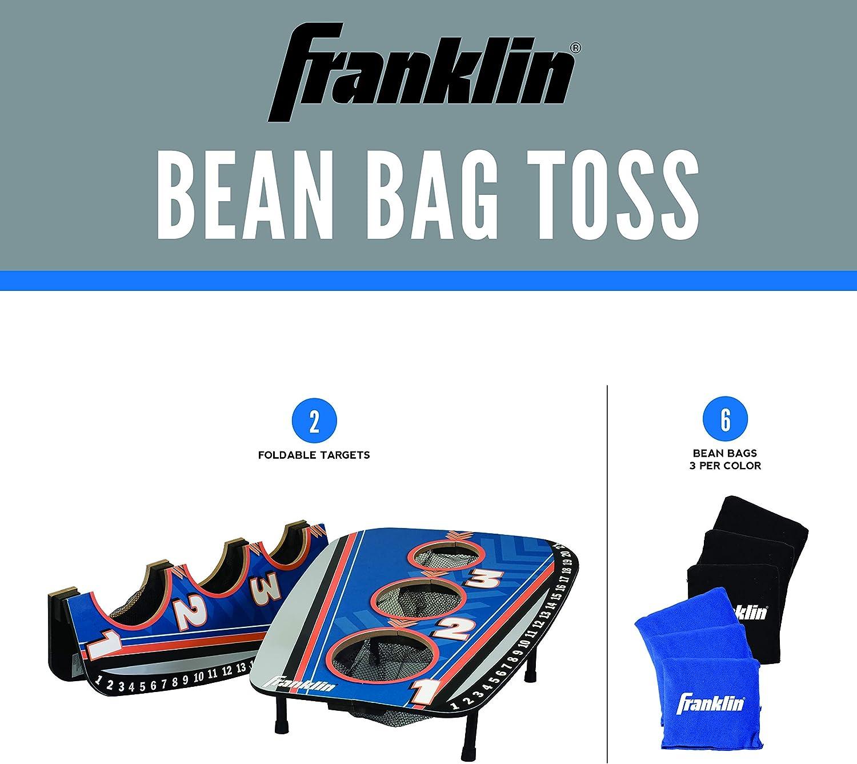 Strandspiel Franklin 3 Hole Bean Bag Toss Zielwerfen Fungames Spaßspiele