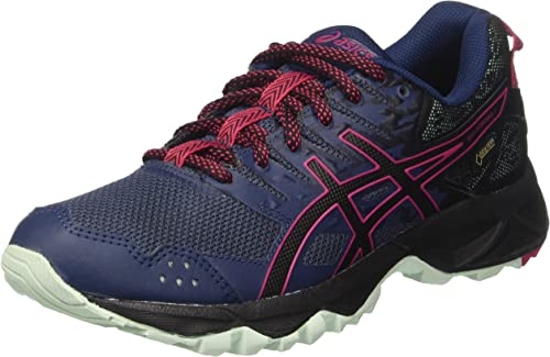get online fresh styles exclusive shoes Asics Gel-Sonoma 3 G-TX, Women's Trail Running Shoes, Blue ...