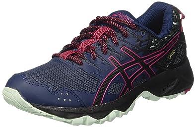 ASICS Women s Gel-Sonoma 3 G-tx Trail Running Shoes Black  Amazon.co ... 975caa9f4