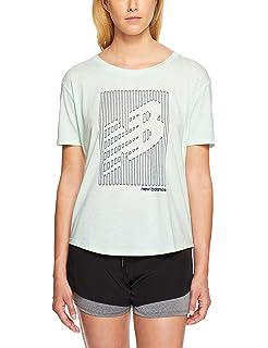 d817c71364c New Balance Camiseta Tirantes Heather Tech Graphic