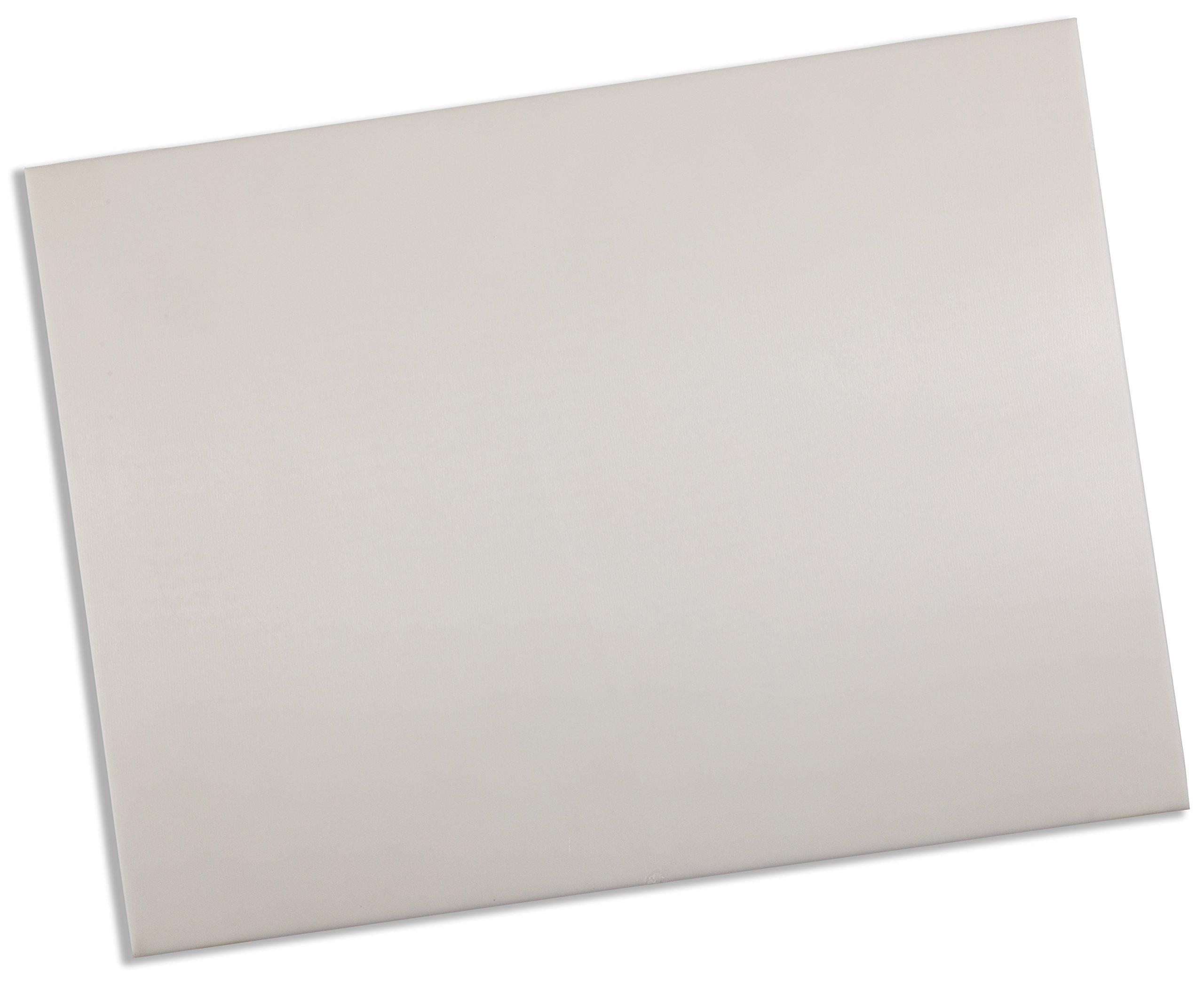 Rolyan Splinting Material Sheet, Aquaplast-T ProDrape, White, 1/8''x 9'' x12'', Solid, Single Sheet