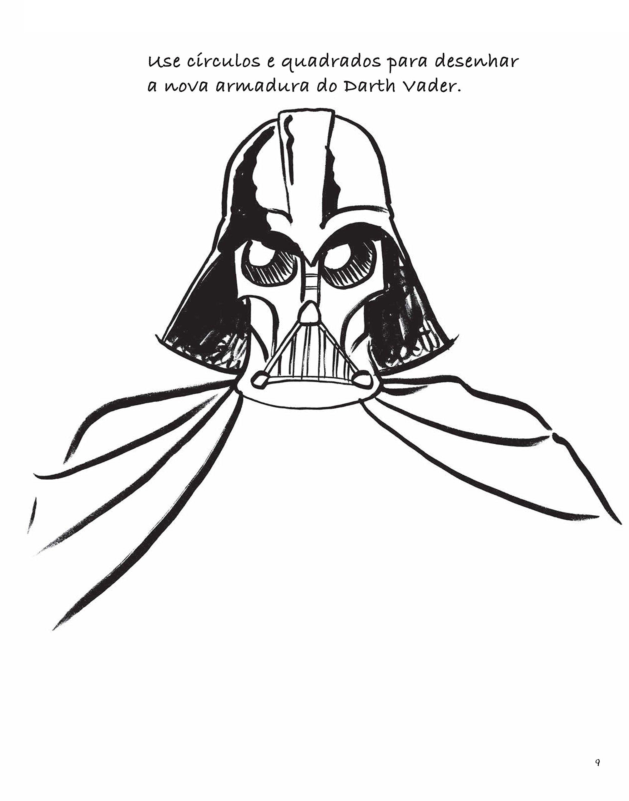 Star Wars Para Desenhar Colorir E Se Divertir Zack Giallongo 0