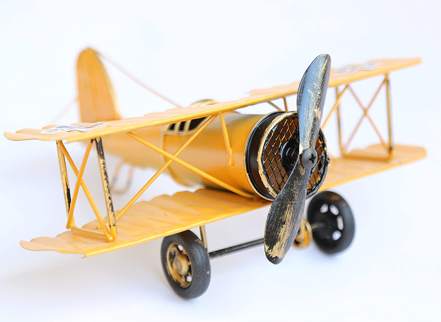 Amazon.com: Berry President® Vintage / Retro Wrought Iron Aircraft ...