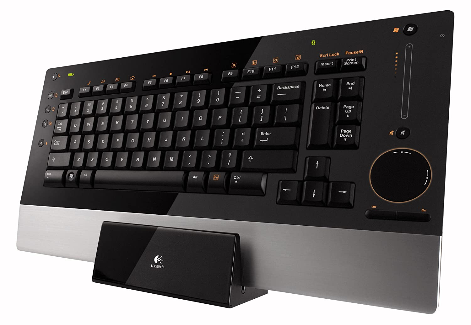 LOGITECH KEYBOARD DINOVO WINDOWS 7 64 DRIVER