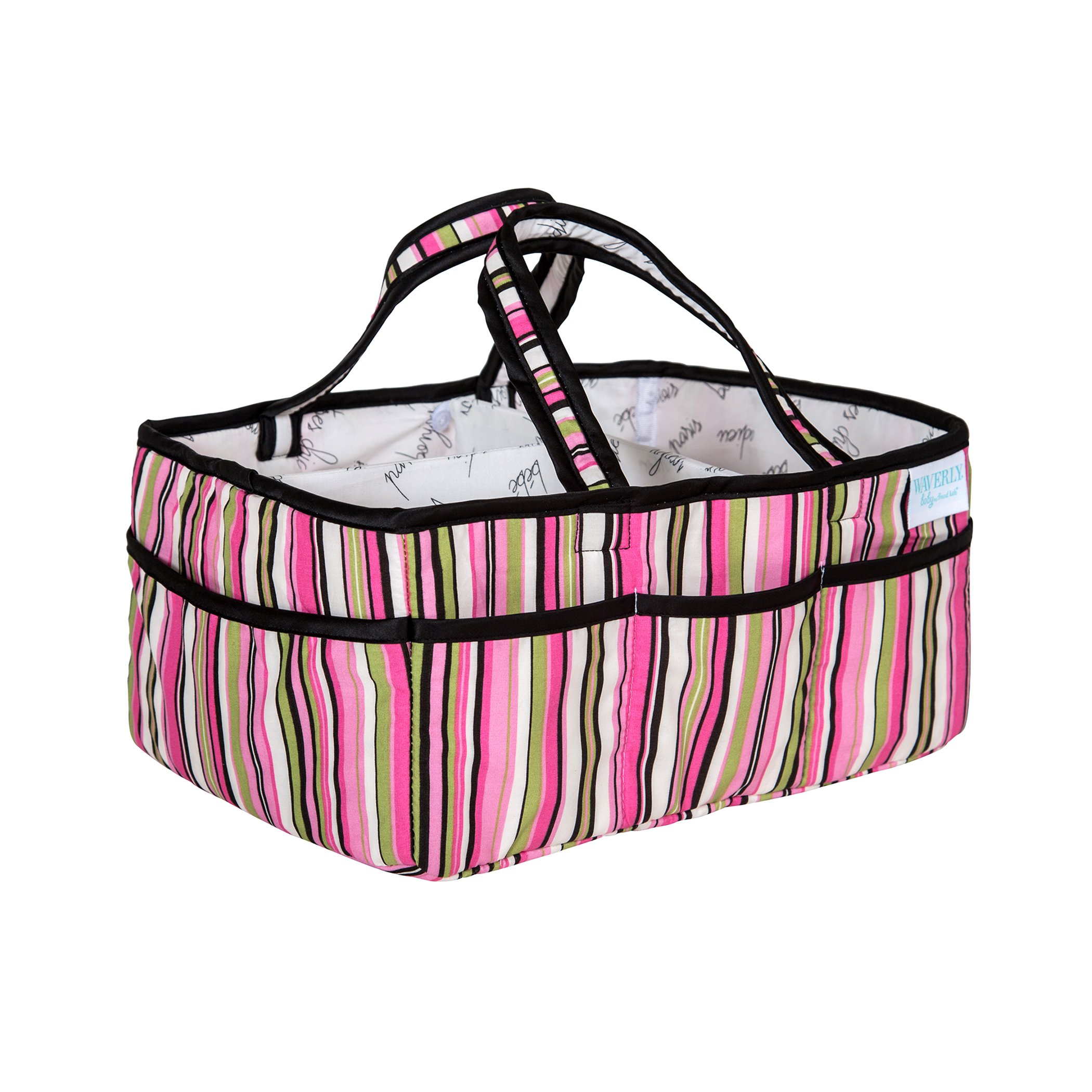 Trend Lab Waverly Tres Chic Diaper Caddy