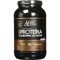 Proteína De Albúmina De Huevo San Juan Sabor Chocolate 2 lb