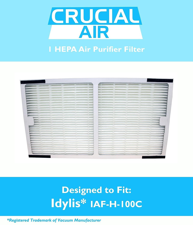 Idylis HEPA交換用フィルタiaf-h-100 C by FUSA B00IGAXDRI