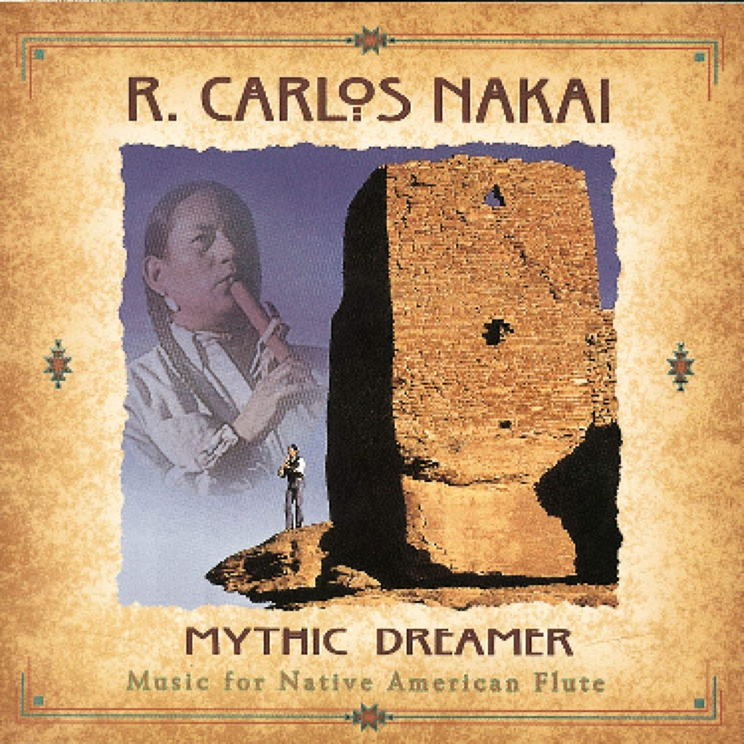 Large-scale store sale Mythic Dreamer: Music For American Flute Native
