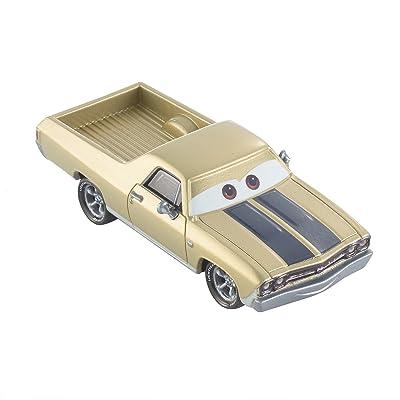 Disney Pixar Cars Andrew Vrooman: Toys & Games