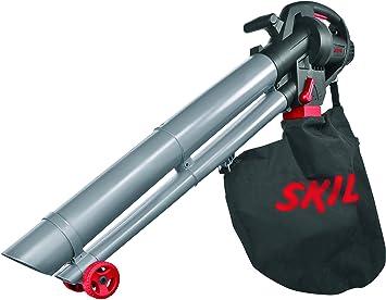 Skil F.015.079.1AA Soplador/aspirador, 2800 W, 240 V, Gris: Amazon ...