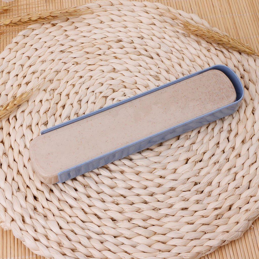 Youlin Bo/îte De Rangement Portable Pour Couverts,Eco-Friendly Bo/îte /à Couverts Voyage