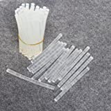 Pengxiaomei 60 Piece Hot Glue Sticks, 7mm x 100mm