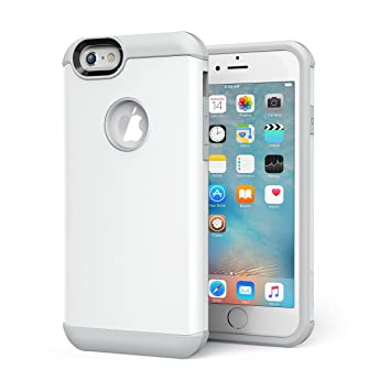 sports shoes 81ea7 5f400 Anker iPhone 6s case, iPhone 6 case, ToughShell with Extreme Impact  Protection, Shock Absorption and Ultimate Scratch Resistance for iPhone 6s  / ...