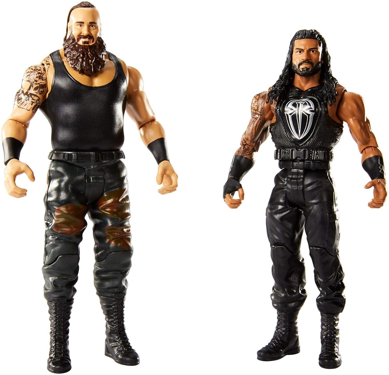 WWE Braun Strowman vs Roman Reigns 2-Pack