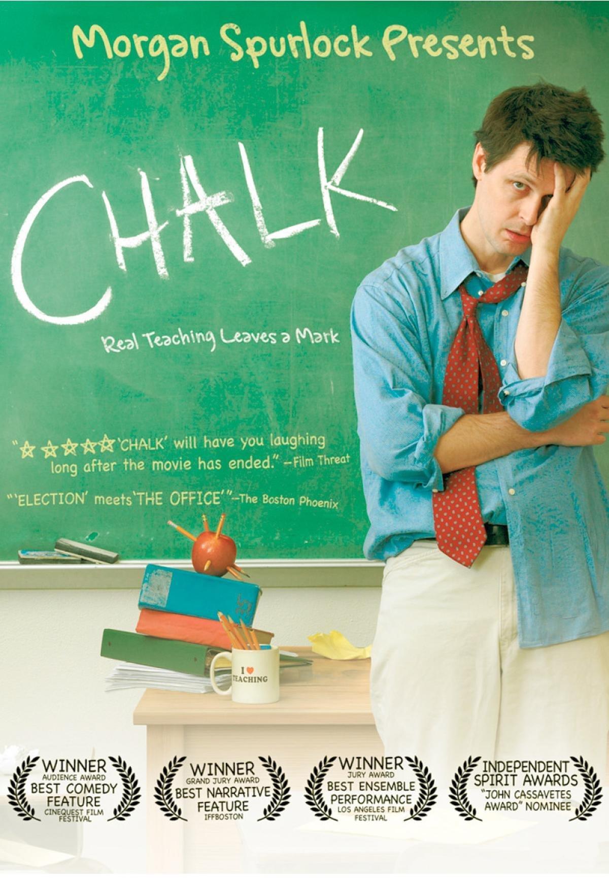 Amazon.com: Chalk - Morgan Spurlock Presents: Mike Akel, Chris Mass, Joe Amodei, David Gonzales: Amazon Digital Services LLC