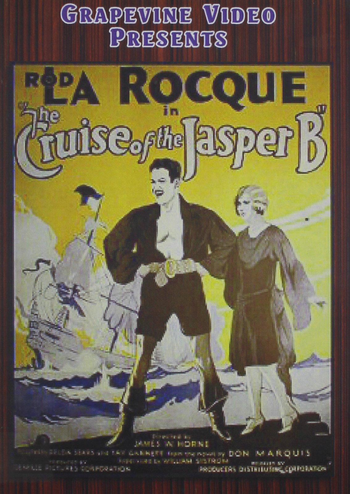 DVD : The Cruise Of The Jasper B (DVD)