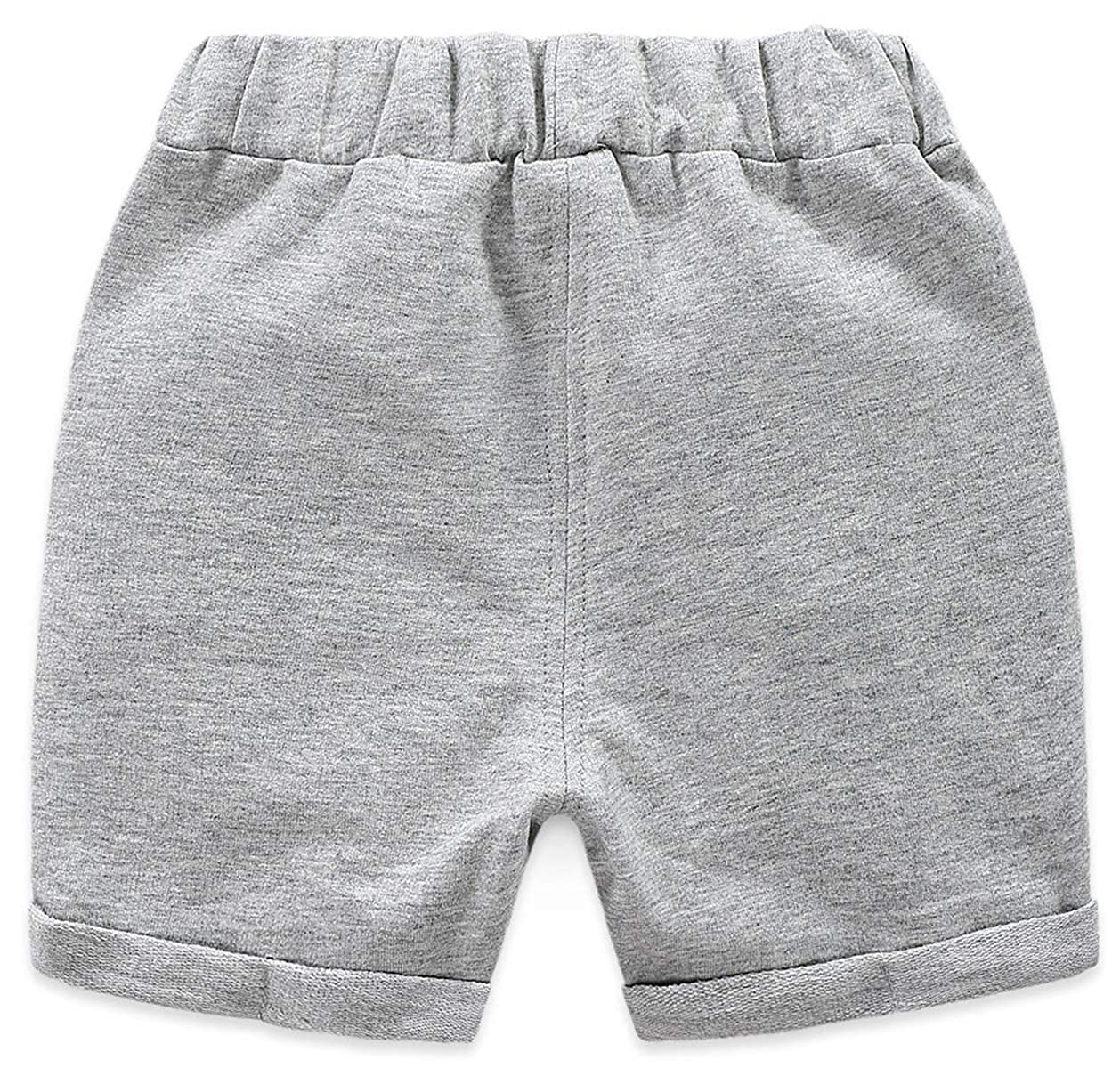 6 Years 18 Month Betusline Boys Cotton Shorts