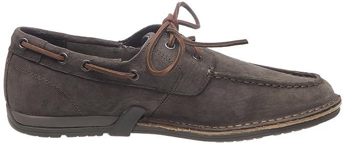 Cat Footwear SORKIN P714758 - Zapatos de cuero para hombre, color marrón, talla 41