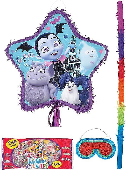 Amazon.com: Party City - Piñata de vampirina, incluye una ...