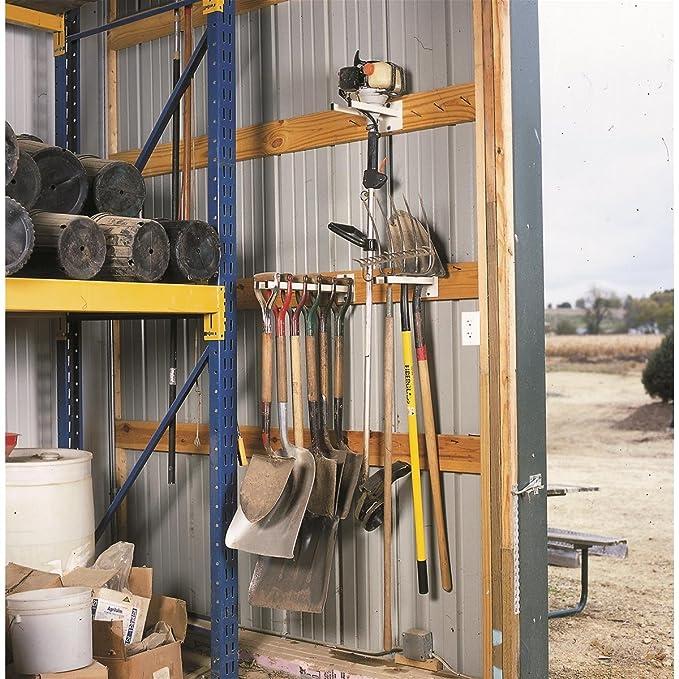 Amazon.com: GEMPLERS - Perchero de almacenamiento de acero ...