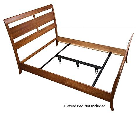 Amazon.com: Knickerbocker islats – Marco de cama Acero ...